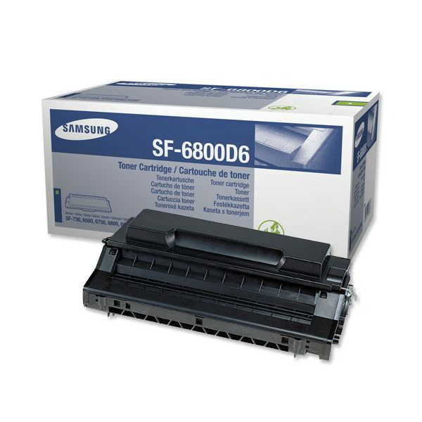Samsung SF6800D6 Black Originalni toner
