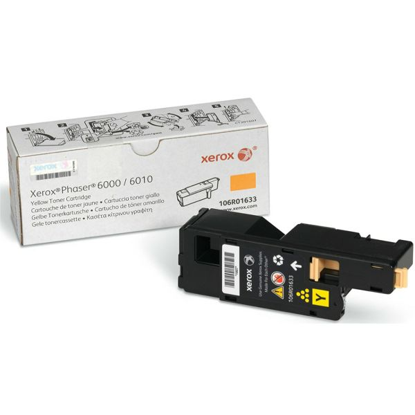 Xerox Phaser 6000/6010 Yellow Orginalni toner