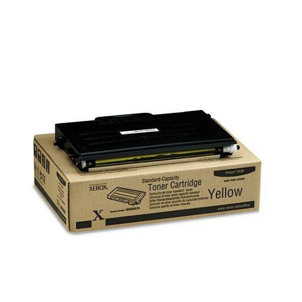 Xerox Phaser 6100 Yellow Orginalni toner