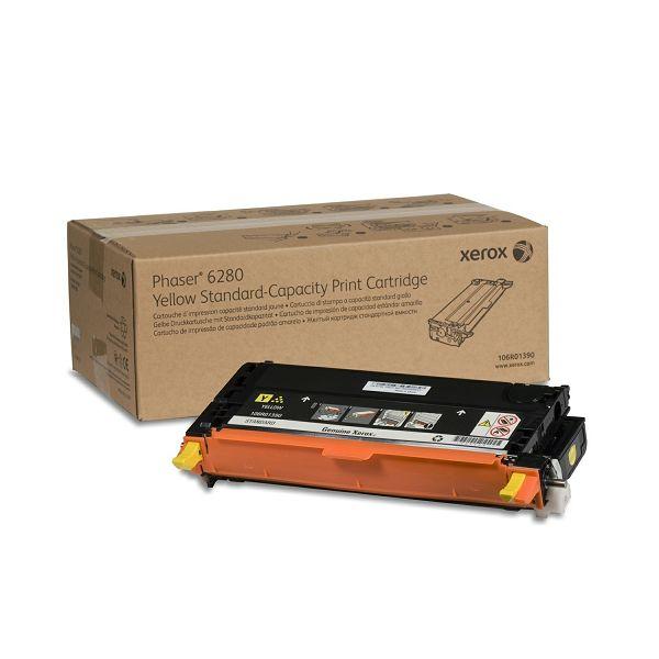 Xerox Phaser 6280 Yellow Orginalni toner