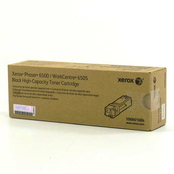 Xerox Phaser 6500/ WC6500 Black Orginalni toner