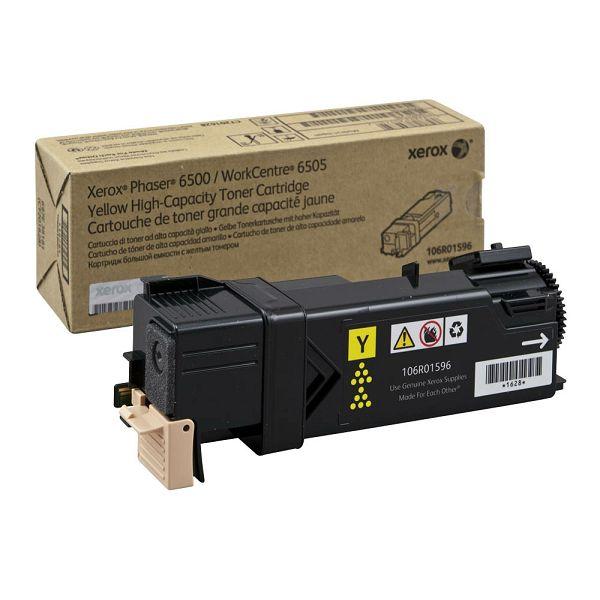 Xerox Phaser 6500/ WC6500 Yellow Orginalni toner