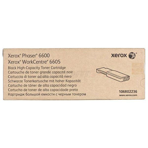 Xerox Phaser 6600/ WC6605 Black Orginalni toner