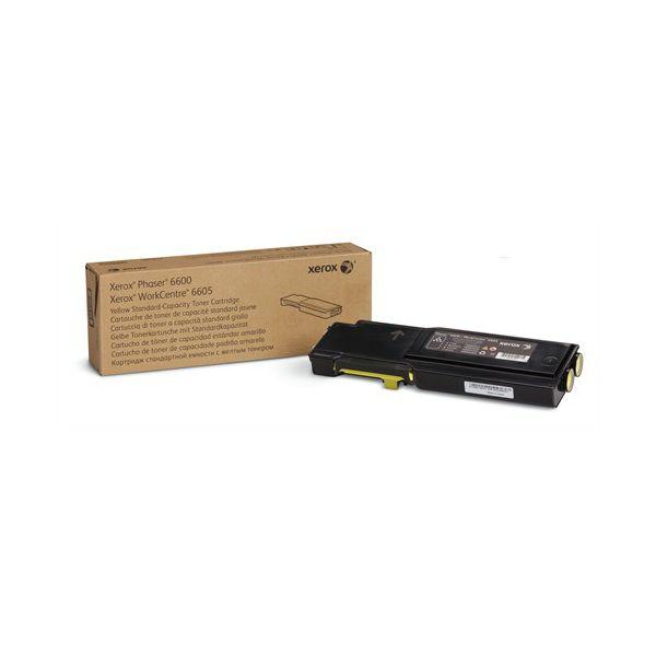 Xerox Phaser 6600/ WC6605 Yellow Orginalni toner