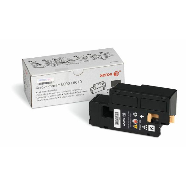 Xerox Work Centre 6015 Black Orginalni toner