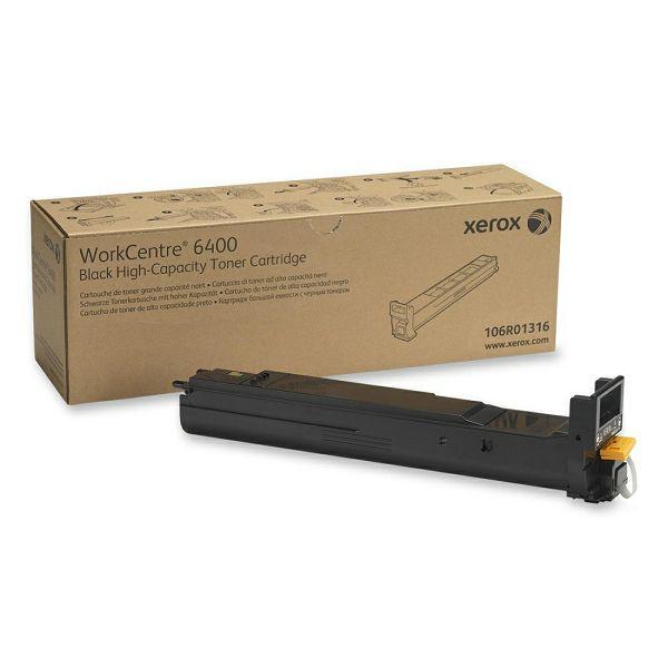 Xerox WorkCentre 6400 Black Orginalni toner