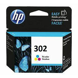 HP F6U65AE No.302 Tri-Color Orginalna tinta